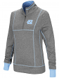 "North Carolina Tarheels Women's NCAA ""10K Runner"" 1/4 Zip Pullover Shirt"