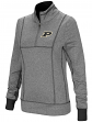 "Purdue Boilermakers Women's NCAA ""10K Runner"" 1/4 Zip Pullover Shirt"