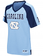 "North Carolina Tarheels Women's NCAA ""Torch"" Fashion Football Jersey"