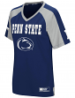 "Penn State Nittany Lions Women's NCAA ""Torch"" Fashion Football Jersey"