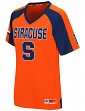 "Syracuse Orange Women's NCAA ""Torch"" Fashion Football Jersey"
