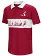 "Alabama Crimson Tide NCAA ""Setter"" Youth Performance Polo Shirt"