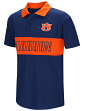 "Auburn Tigers NCAA ""Setter"" Youth Performance Polo Shirt"