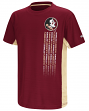 "Florida State Seminoles NCAA ""Power Set"" Youth Short Sleeve Performance T-Shirt"