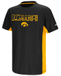 "Iowa Hawkeyes NCAA ""Power Set"" Youth Short Sleeve Performance T-Shirt"