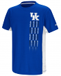"Kentucky Wildcats NCAA ""Power Set"" Youth Short Sleeve Performance T-Shirt"