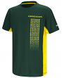 "Oregon Ducks NCAA ""Power Set"" Youth Short Sleeve Performance T-Shirt"