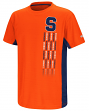 "Syracuse Orange NCAA ""Power Set"" Youth Short Sleeve Performance T-Shirt"