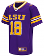 "LSU Tigers NCAA ""Hail Mary Pass"" Youth Football Jersey"