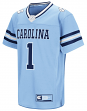"North Carolina Tarheels NCAA ""Hail Mary Pass"" Youth Football Jersey"