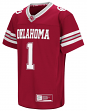 "Oklahoma Sooners NCAA ""Hail Mary Pass"" Youth Football Jersey"