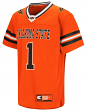 "Oklahoma State Cowboys NCAA ""Hail Mary Pass"" Youth Football Jersey"