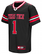 "Texas Tech Red Raiders NCAA ""Hail Mary Pass"" Youth Football Jersey"