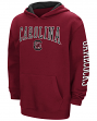 "South Carolina Gamecocks NCAA ""End Zone"" Pullover Hooded Youth Sweatshirt - Red"