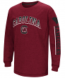 "South Carolina Gamecocks NCAA ""Grandstand"" Long Sleeve Dual Blend Youth T-Shirt"