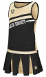 "Army Black Knights NCAA Toddler ""Curling"" 2 Piece Set Cheerleader Outfit"