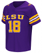 """LSU Tigers NCAA """"Hail Mary Pass"""" Toddler Football Jersey"""