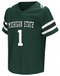 "Michigan State Spartans NCAA ""Hail Mary Pass"" Toddler Football Jersey"