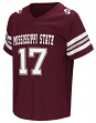 "Mississippi State Bulldogs NCAA ""Hail Mary Pass"" Toddler Football Jersey"