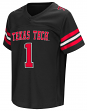 "Texas Tech Red Raiders NCAA ""Hail Mary Pass"" Toddler Football Jersey"