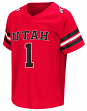 "Utah Utes NCAA ""Hail Mary Pass"" Toddler Football Jersey"