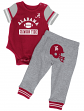 "Alabama Crimson Tide NCAA Infant ""Lil' Champ"" Bodysuit & Pant Outfit Set"