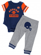 "Auburn Tigers NCAA Infant ""Lil' Champ"" Bodysuit & Pant Outfit Set"