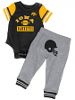 "Iowa Hawkeyes NCAA Infant ""Lil' Champ"" Bodysuit & Pant Outfit Set"