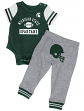 "Michigan State Spartans NCAA Infant ""Lil' Champ"" Bodysuit & Pant Outfit Set"
