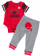 "Nebraska Cornhuskers NCAA Infant ""Lil' Champ"" Bodysuit & Pant Outfit Set"