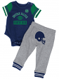 "Notre Dame Fighting Irish NCAA Infant ""Lil' Champ"" Bodysuit & Pant Outfit Set"