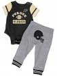 "Purdue Boilermakers NCAA Infant ""Lil' Champ"" Bodysuit & Pant Outfit Set"