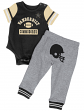 "Vanderbilt Commodores NCAA Infant ""Lil' Champ"" Bodysuit & Pant Outfit Set"