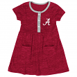 "Alabama Crimson Tide NCAA Infant Girls ""Triple Jump"" Tank Dress w/ Bloomers"