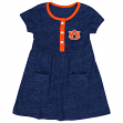 "Auburn Tigers NCAA Infant Girls ""Triple Jump"" Tank Dress w/ Bloomers"