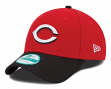 "Cincinnati Reds New Era MLB 9Forty ""The League"" Adjustable Hat - Road"