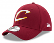 "Cleveland Cavaliers New Era NBA 39THIRTY ""Team Classic"" Flex Fit Hat - Maroon"