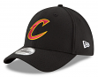 "Cleveland Cavaliers New Era NBA 39THIRTY ""Team Classic"" Flex Fit Hat - Black"