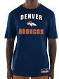 "Denver Broncos Majestic NFL ""Line of Scrimmage 3"" Men's T-Shirt"