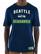 "Seattle Seahawks Majestic NFL ""Line of Scrimmage 3"" Men's T-Shirt"
