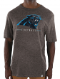 "Carolina Panthers Majestic NFL ""Hyper Stack"" Men's Premium Slub T-Shirt"