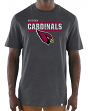 "Arizona Cardinals Majestic NFL ""Flex Team"" Men's Premium Tri-Blend T-Shirt"