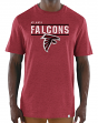 "Atlanta Falcons Majestic NFL ""Flex Team"" Men's Premium Tri-Blend T-Shirt"