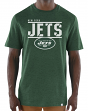 "New York Jets Majestic NFL ""Flex Team"" Men's Premium Tri-Blend T-Shirt"