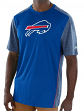 "Buffalo Bills Majestic NFL ""Unmatched"" Men's S/S Performance Shirt"