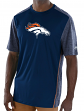 "Denver Broncos Majestic NFL ""Unmatched"" Men's S/S Performance Shirt"