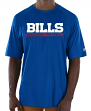 "Buffalo Bills Majestic NFL ""Total Fanfare"" Men's S/S Performance Shirt"