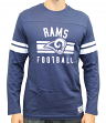 "Los Angeles Rams Majestic NFL ""Full Strike"" Men's Long Sleeve Crew Shirt"