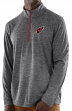 "Arizona Cardinals Majestic NFL ""Play to Win"" 1/2 Zip Mock Neck Pullover Shirt"