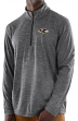 """Baltimore Ravens Majestic NFL """"Play to Win"""" 1/2 Zip Mock Neck Pullover Shirt"""